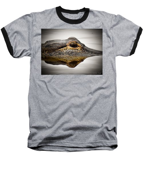 Symmetry And Reflection Baseball T-Shirt
