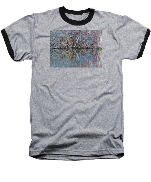 Baseball T-Shirt featuring the photograph Symmetry by Christian Mattison