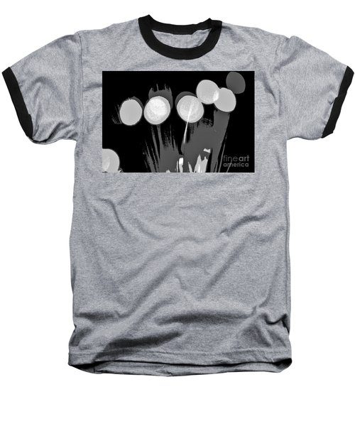 Synergy B/w Baseball T-Shirt