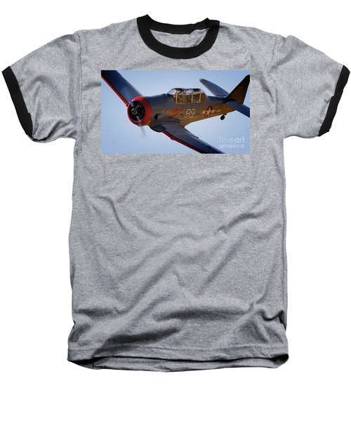 T-6 Race 89 Baby Boomer Baseball T-Shirt