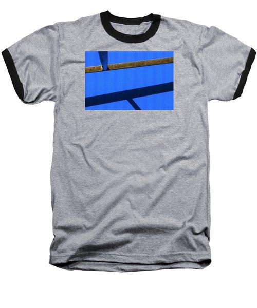 T Point Baseball T-Shirt by Prakash Ghai