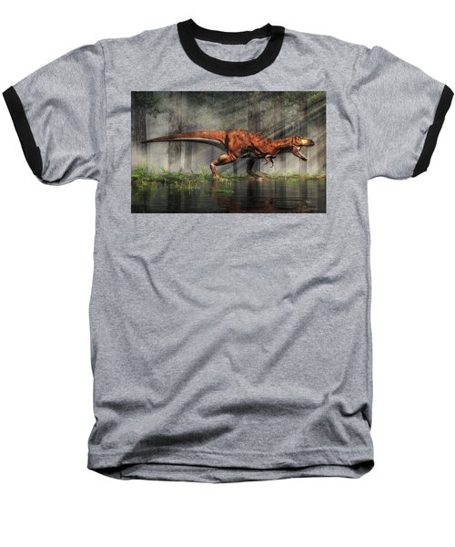 T-rex Baseball T-Shirt