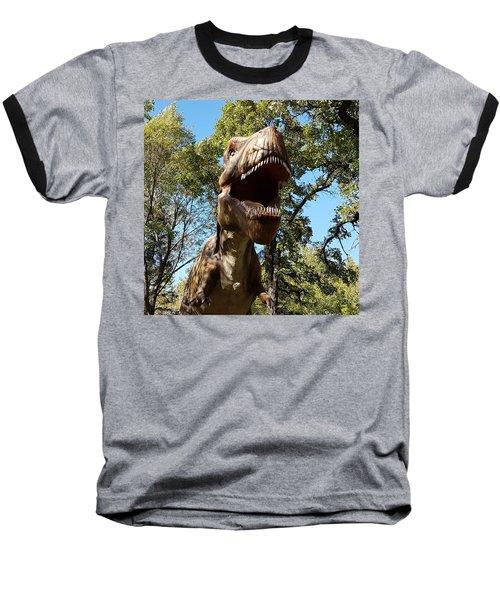 T Rex Baseball T-Shirt
