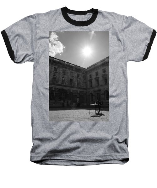 Table For One Baseball T-Shirt