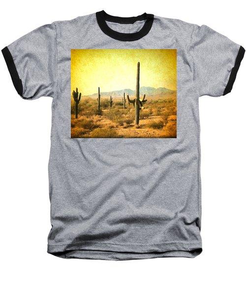 Table Moumtain Vintage Western Baseball T-Shirt