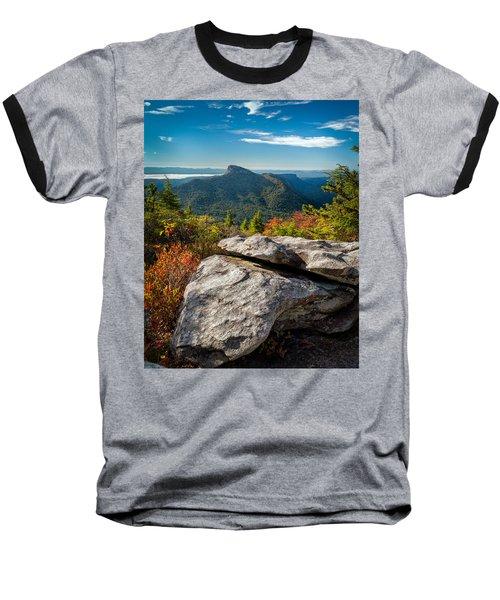 Table Rock Fall Morning Baseball T-Shirt