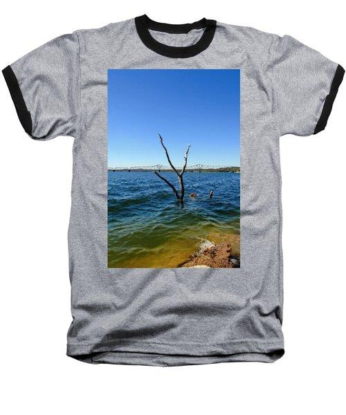 Table Rock Lake Kimberling City Baseball T-Shirt