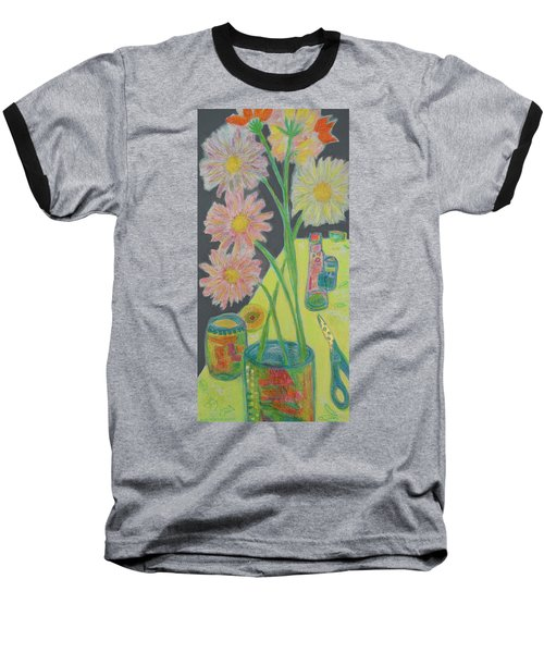Table Scape Baseball T-Shirt