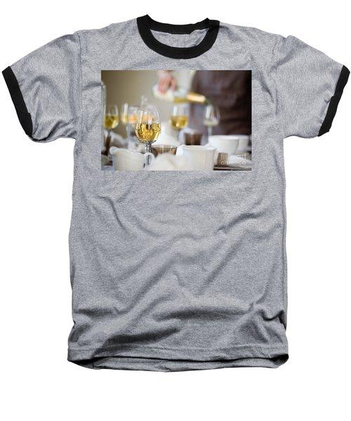 Table Setting Baseball T-Shirt