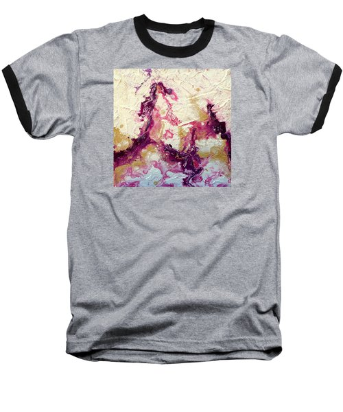 Tables Always Turn Baseball T-Shirt by Tracy Bonin
