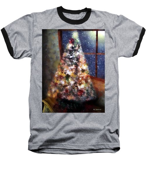 Tabletop Tannenbaum Baseball T-Shirt