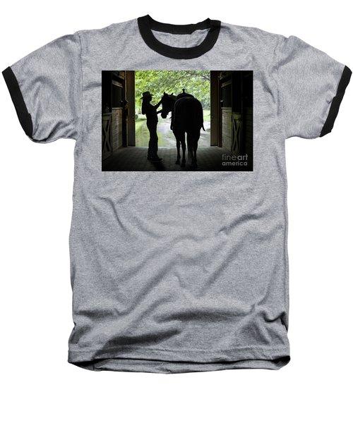 Tackin' Up Baseball T-Shirt