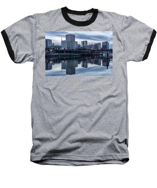 Tacoma Waterfront,washington Baseball T-Shirt
