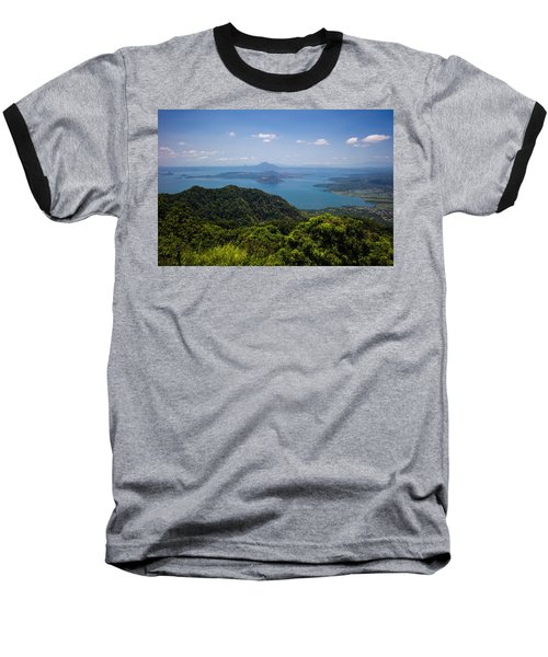 Tagaytay Ridge, Philippines Baseball T-Shirt