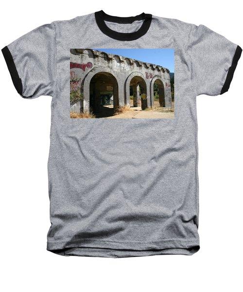 Tagging At Tom Pearce Park Baseball T-Shirt