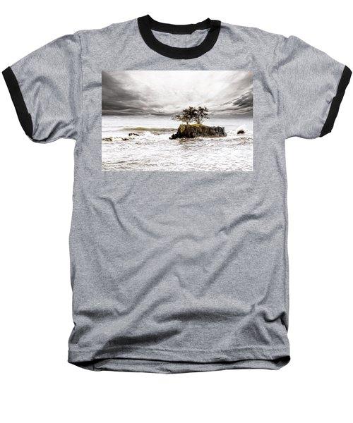 Gorgeous Tahiti Baseball T-Shirt
