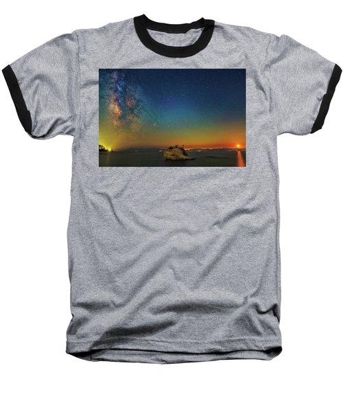 Tahoe Nights Baseball T-Shirt