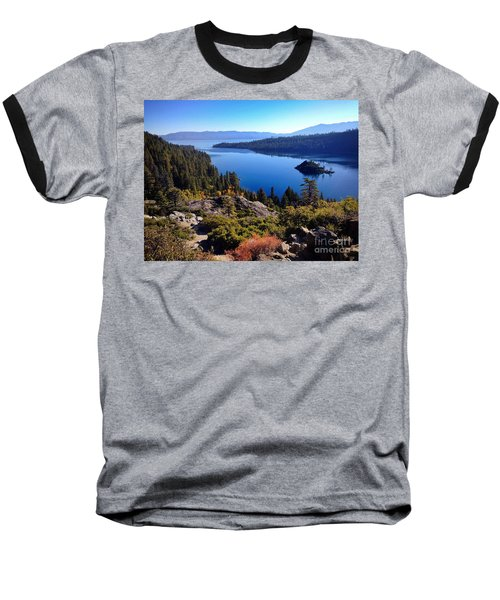 Tahoe Baseball T-Shirt