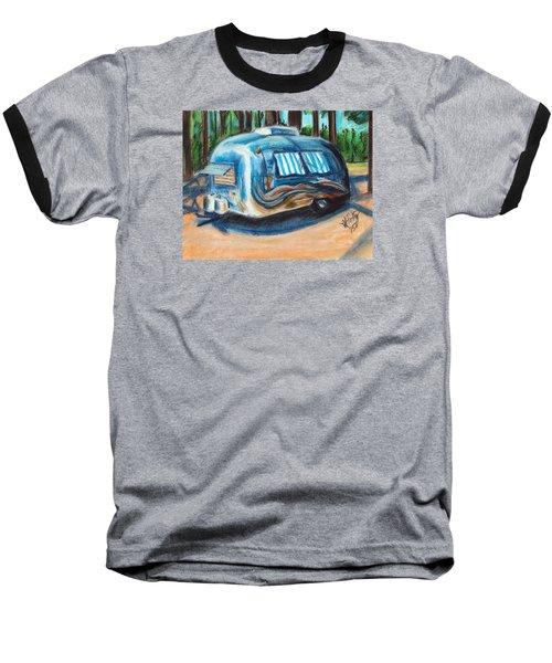 Tahoe Stream Baseball T-Shirt