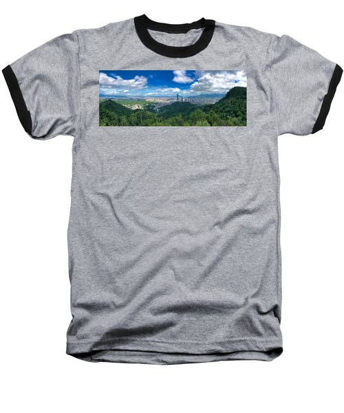 Taipei Panorama Baseball T-Shirt