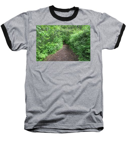 Take A Hike Baseball T-Shirt