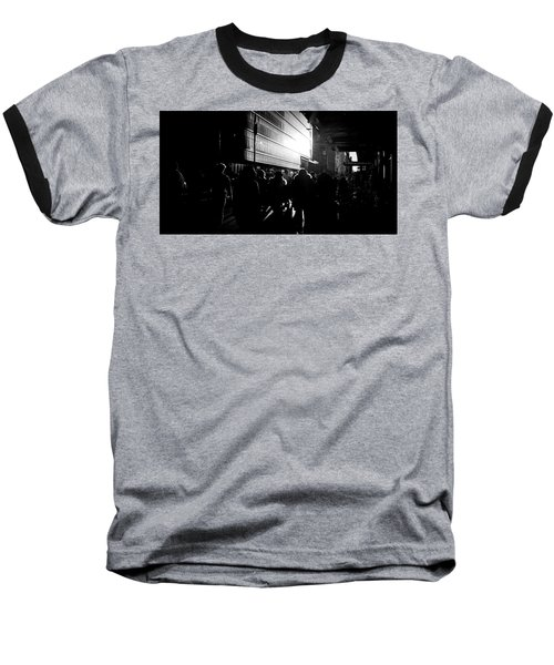 Take A Stroll With Me Once Again Baseball T-Shirt