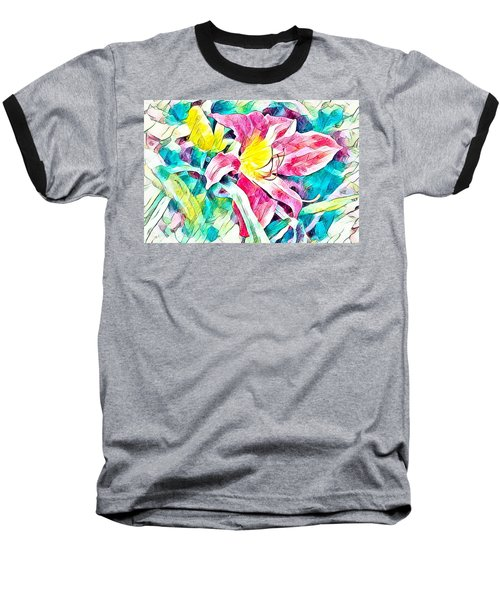 Take Another Look Baseball T-Shirt