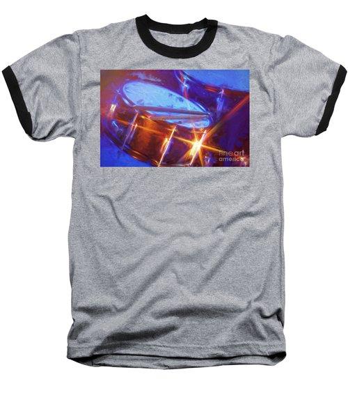 Take Five Baseball T-Shirt by George Robinson