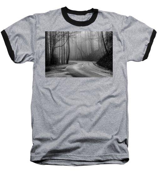Take Me Home II Baseball T-Shirt by Douglas Stucky