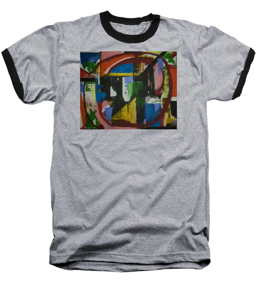 Take Me There Baseball T-Shirt by Jose Rojas