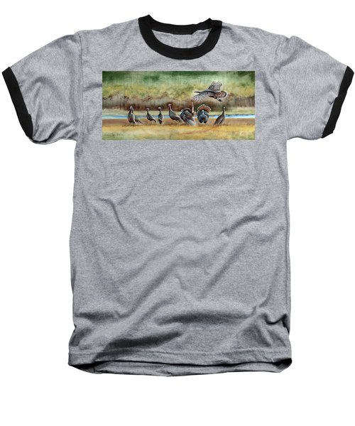 Take Off Baseball T-Shirt