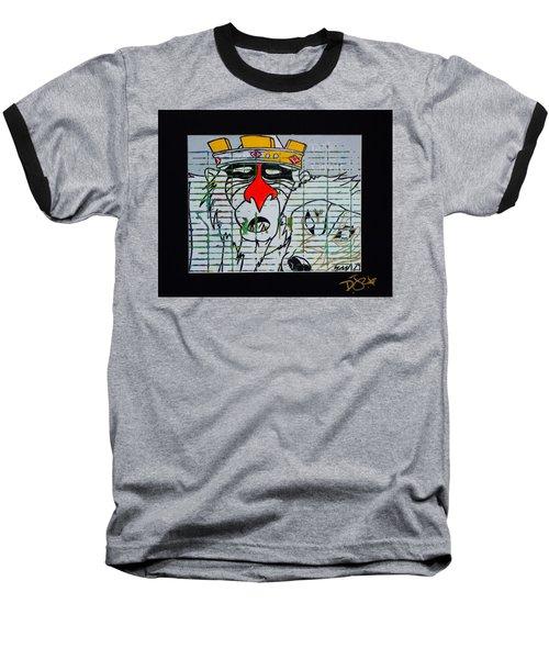 Take The Crown Baseball T-Shirt
