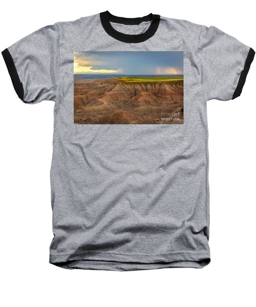 Take The High Road Baseball T-Shirt