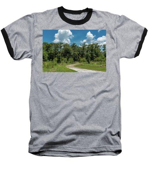 Take The Path Less Traveled Baseball T-Shirt