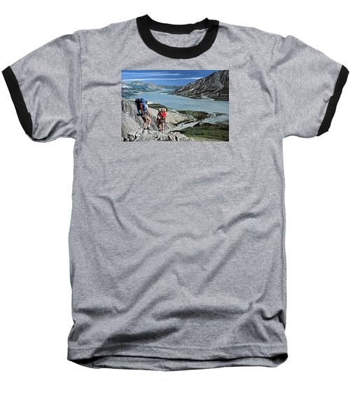 Take This View And Love It Baseball T-Shirt