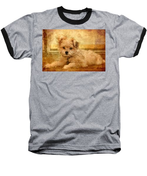 Taking A Break Baseball T-Shirt