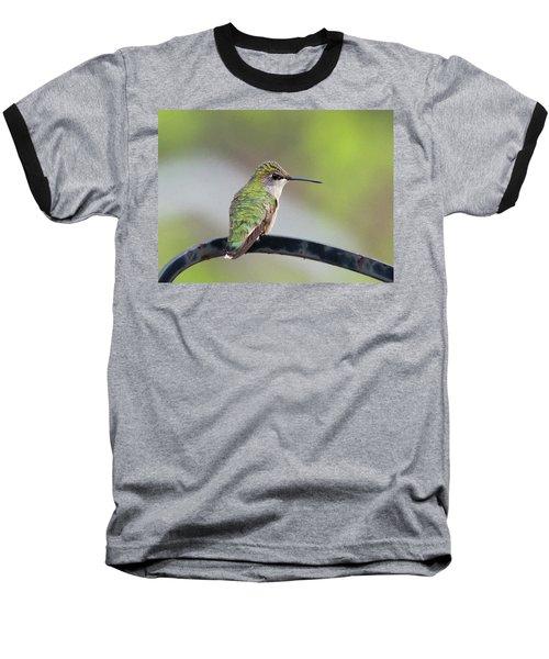 Taking A Rest Baseball T-Shirt