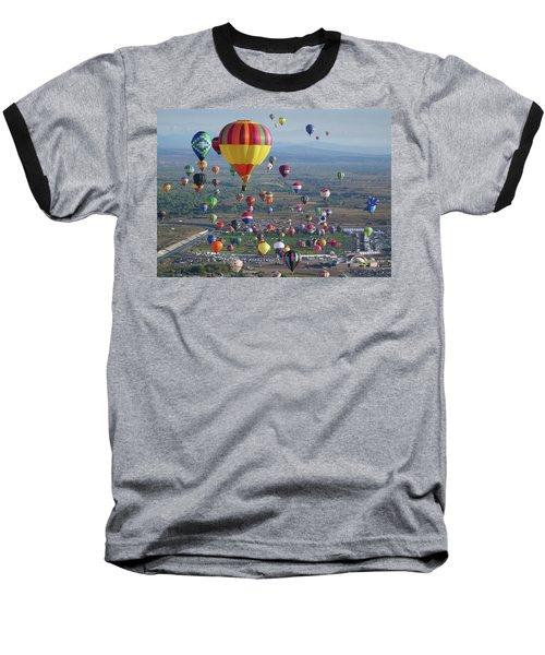 Taking Flight Baseball T-Shirt