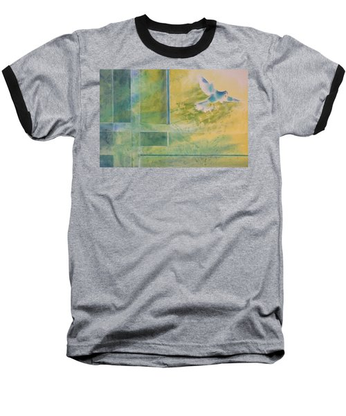 Taking Flight To The Light Baseball T-Shirt
