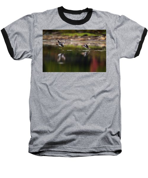 Taking Off Baseball T-Shirt