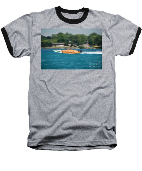 Talbot Offshore Racing Baseball T-Shirt