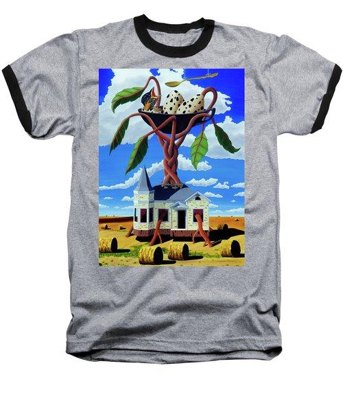 Talk Of The Town Baseball T-Shirt