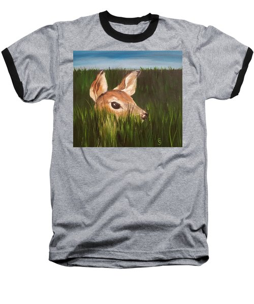 Tall Grass    #63 Baseball T-Shirt
