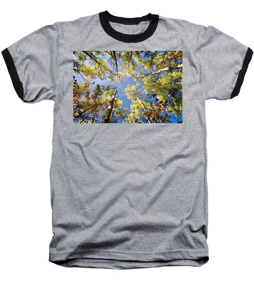 Look Up Baseball T-Shirt
