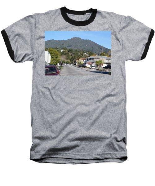 Tamalpais From Mill Valley Baseball T-Shirt