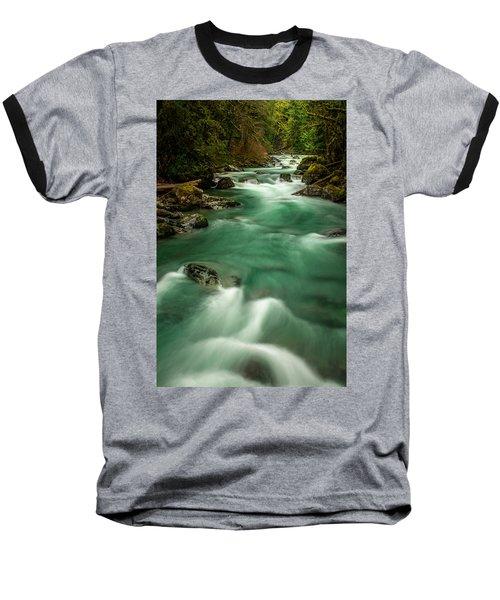 Tamihi Creek 2 Baseball T-Shirt