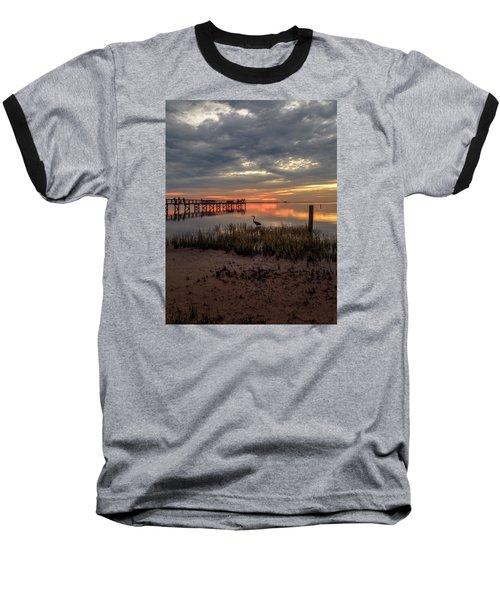 Tampa  Baseball T-Shirt by Anthony Fields