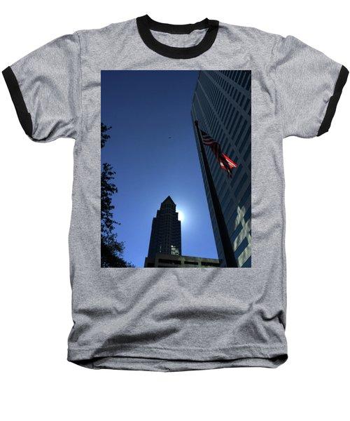 Tampa At Noon On A Monday Baseball T-Shirt