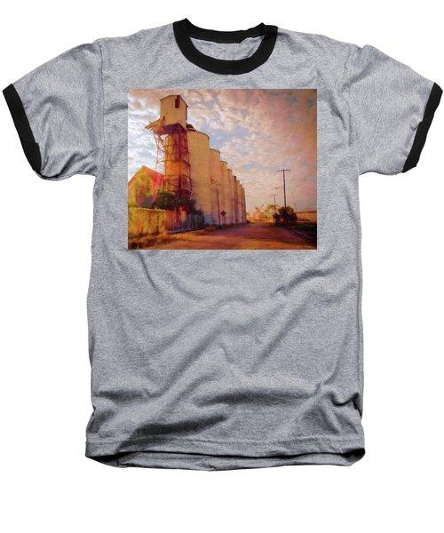 Tampa Docks Baseball T-Shirt by Glenn Gemmell
