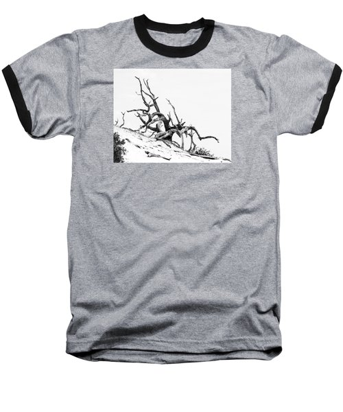Tangled Baseball T-Shirt